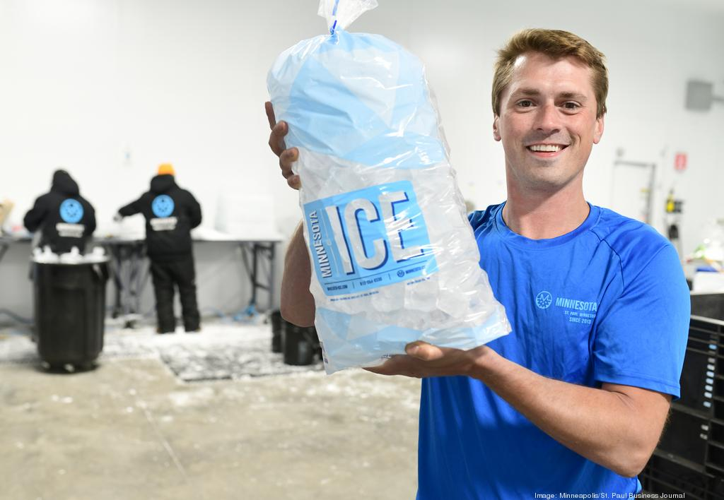 Robbie Harrell, Minnesota Ice Founder and CEO